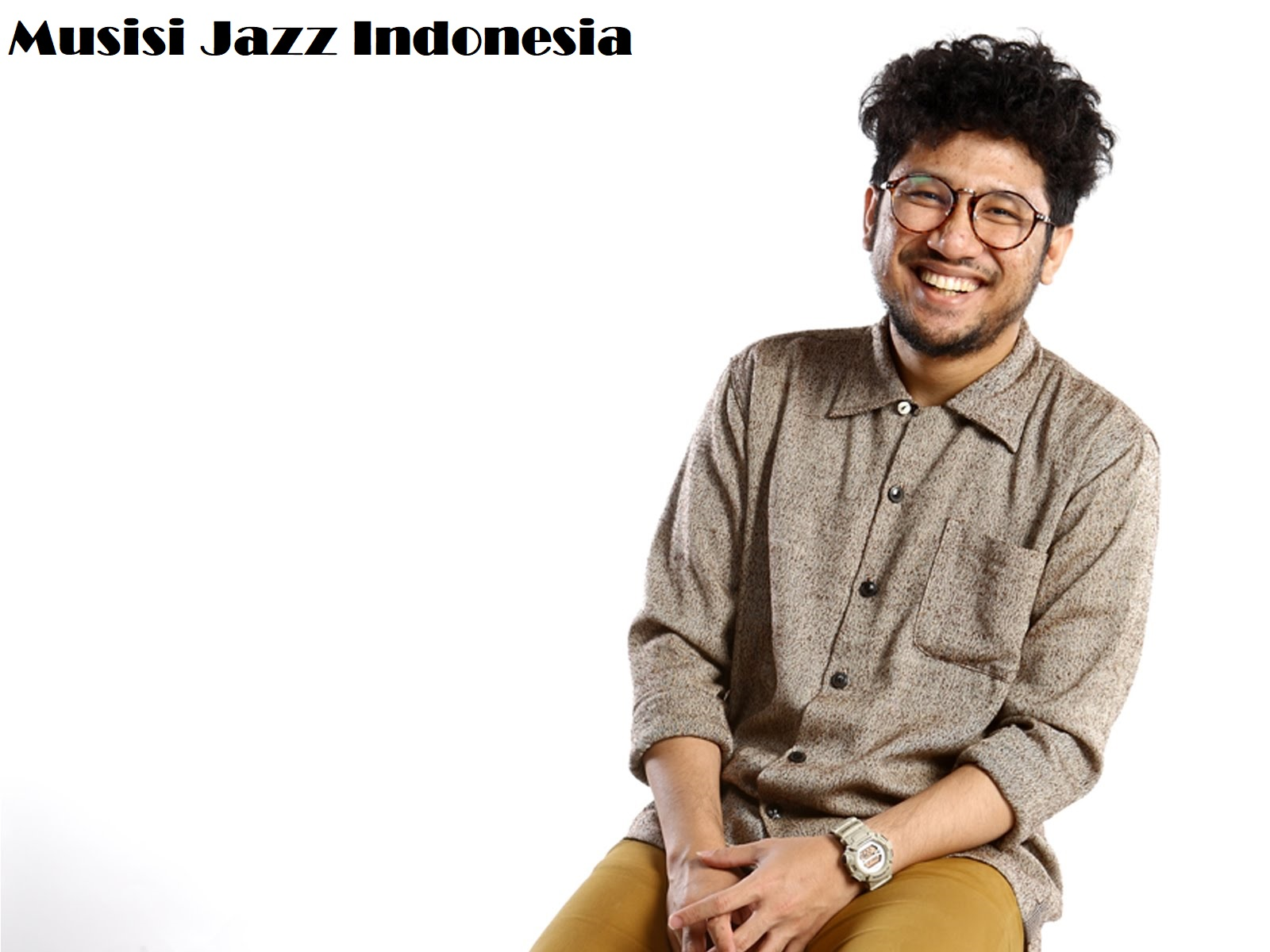 Musisi Jazz Indonesia