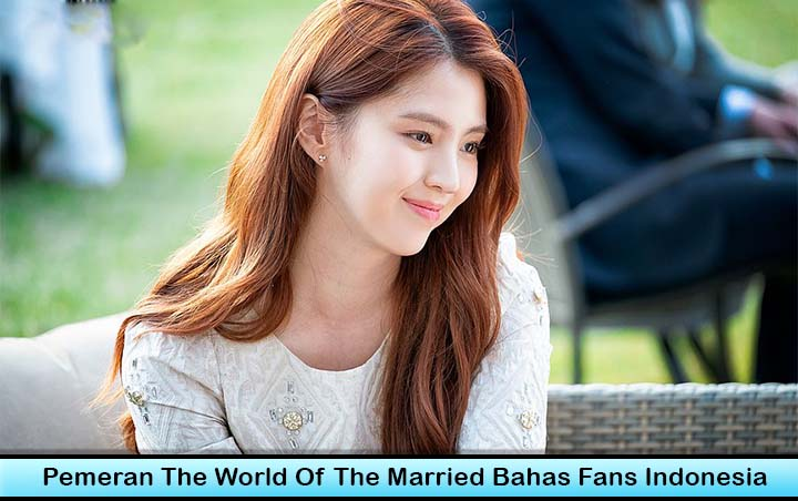 Pemeran The World Of The Married Bahas Fans Indonesia