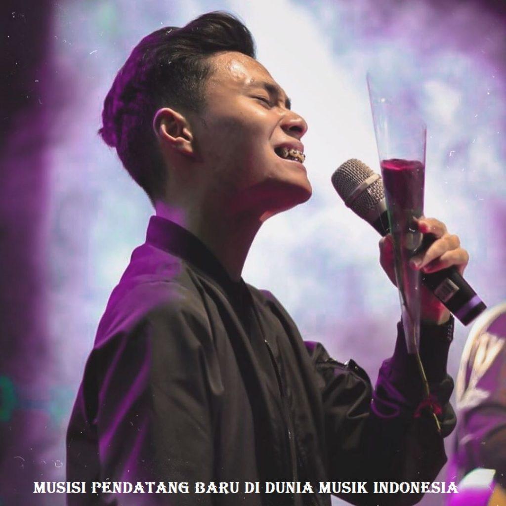 Musisi Pendatang Baru Di Dunia Musik Indonesia