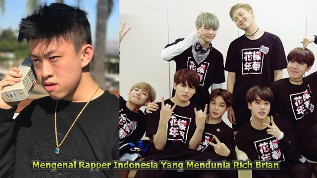 Mengenal Rapper Indonesia Yang Mendunia Rich Brian